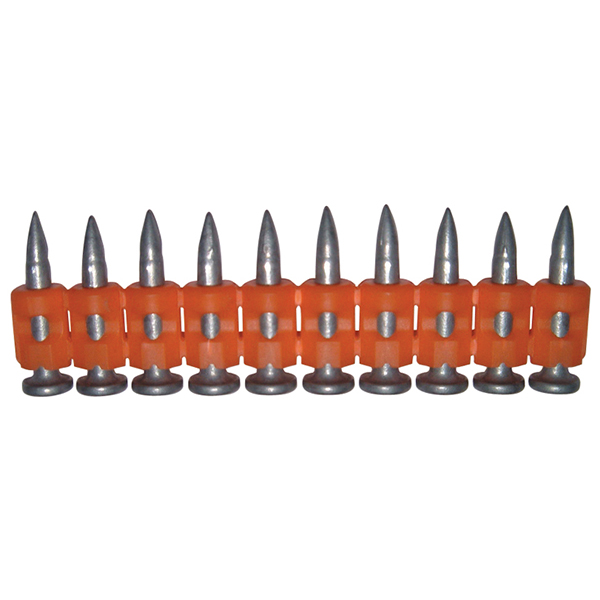 HC6 PINS HARD CONCRETE 15MM ORANGE (057550 - 500)