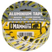 ALUMINIUM TAPE SILVER 50MM X 45M
