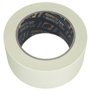 50MM X 50M OFF WHITE VALUE GP MASKING TAPE