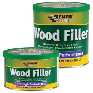 2 PART HIGH PERF WOOD FILLER PINE 500G