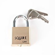 50MM BRASS KEYED A-LIKE PADLOCK