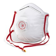 P2 MASK VALVED (PACK 10)