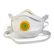 P3 MASK VALVED (PACK 5)