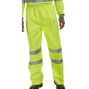 BIRKDALE TROUSERS - YELLOW