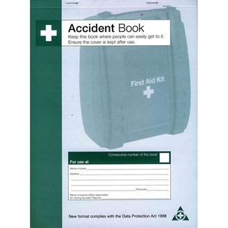 SITE ACCIDENT BOOK