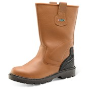 PREMIUM RIGGER BOOT - TAN