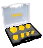 10 PIECE PREMIUM HOLESAW KIT