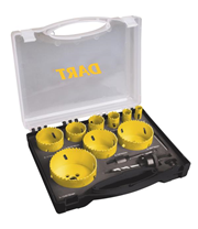 13 PIECE PREMIUM HOLESAW KIT