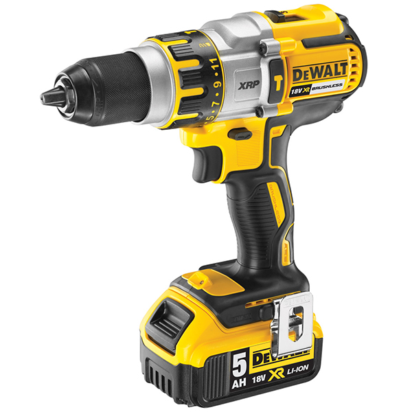 DCD995P2 18V XR HD BRUSHLESS COMBI DRILL