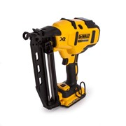 DCN660D2 18V XR BRUSHLESS 2ND FIX NAILER