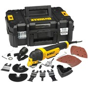 DWE315KT OSCILLATING MULTI-TOOL WITH 37ACC 240V