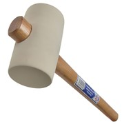 WHITE RUBBER MALLET