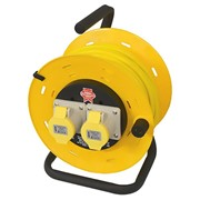 25MTR 110V CABLE REEL