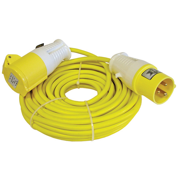 14MTR 110V EXTENSION LEAD