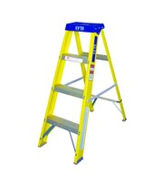 4 TRED FIBREGLASS STEPLADDER