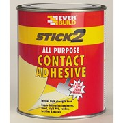 ALL PURPOSE CONTACT ADHESIVE BEIGE 750ML