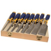 MARPLES SPLIT PROOF CHISEL SET 6PCE + 2 FOC