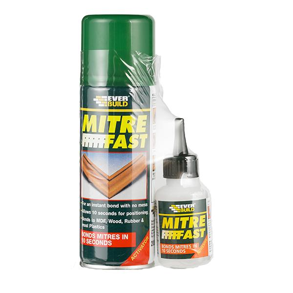 INDUSTRIAL MITRE FAST BONDING KIT