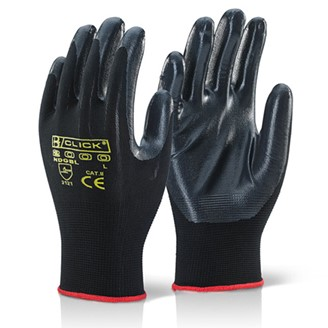 NITE STAR DIPPED GLOVES