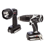 14.4V COMBI DRILL COMES WITH TORCH