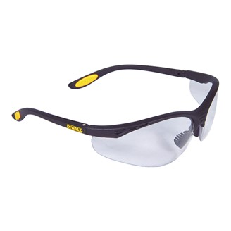 REINFORCER CLEAR SAFETY SPECTACLES