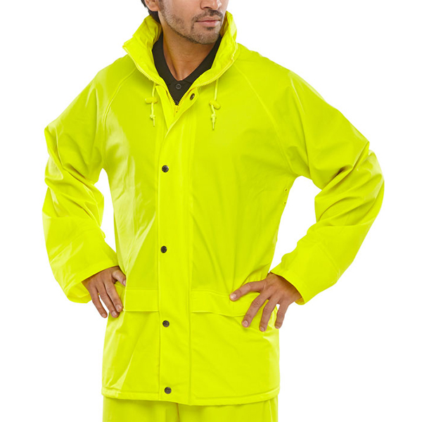 SUPER B-DRI JACKET - YELLOW