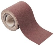 115MM X 10M X 60G SANDPAPER ROLL