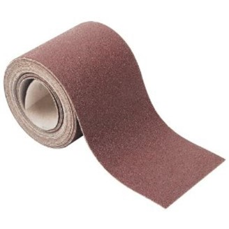 115MM X 10M X 80G SANDPAPER ROLL