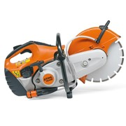 STIHL TS410 CUT OFF SAW COMES WITH 2 X DIAMOND BLADES