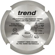 PCD 160MM x 4T x 1.8MM x 20MM SAW BLADE