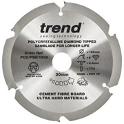 PCD 190MM x 6T x 1.6MM x 30MM SAW BLADE