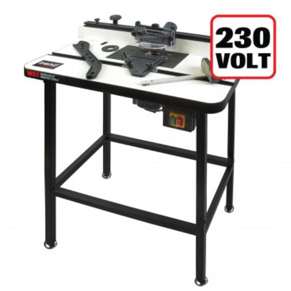 Trend router table insert plates harlequin fixing sealants ltd workshop router table 240v greentooth Gallery