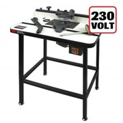 WORKSHOP ROUTER TABLE 240V