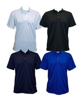 UC121 BREATHABLE POLO SHIRT + 1 LINE OF EMBRIODERY