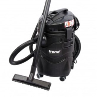 Trend T31a Wet Amp Dry Dust Extractor 240v C W 2 Bags