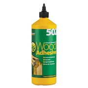 502 ALL PURPOSE WEATHERPROOF WOOD ADHESIVE 1LTR