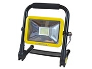 20 WATT LED SMD FOLDING RECHARGEABLE SITE LIGHT
