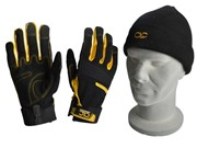 FLEX GRIP GLOVE AND HAT SET