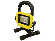 RECHARGEABLE LED WORK LIGHT WITH MAGNETIC BASE