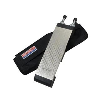 20CM DUAL SIDED FLATBED DIAMOND SHARPENING STONE