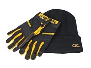 FLEXGRIP CARPENTERS GLOVES & BEANIE HAT