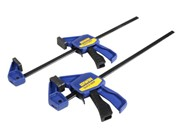 "30CM/12"" MINI CLAMP TWIN PACK"