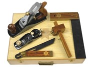 5 PIECE WOODWORKING KIT