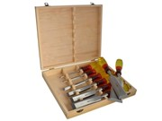 MARPLES 8 PIECE SPLITPROOF CHISEL SET