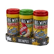 BIG WIPES TRIPLE PACK WIPES 25% EXTRA