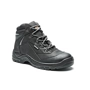 DAVANT SAFETY BOOT BLACK