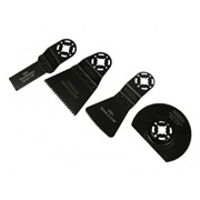 MULTI-FUNCTION FLOORING TOOL BLADE SET OF 4