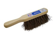 WOODEN HANDLE SOFT BRISTLE HAND BRUSH