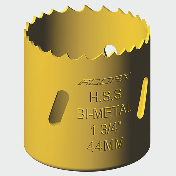 92MM BI-METAL HOLESAW