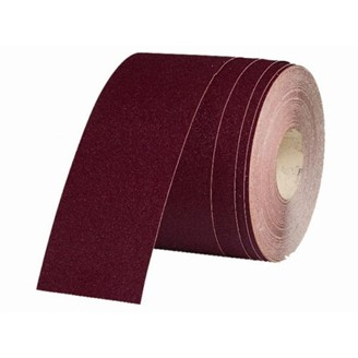 115MM X 50M X 80G SANDPAPER ROLL